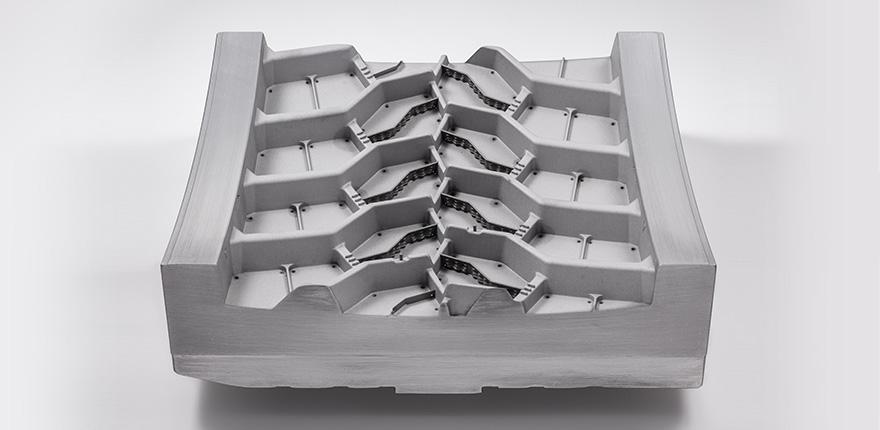 Hankook Precision Works – Tire Casting Mold 02
