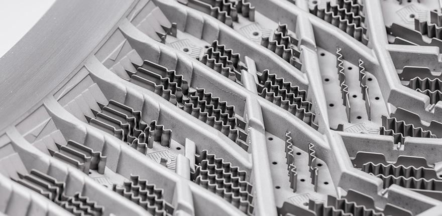 Hankook Precision Works – Tire Casting Mold 05