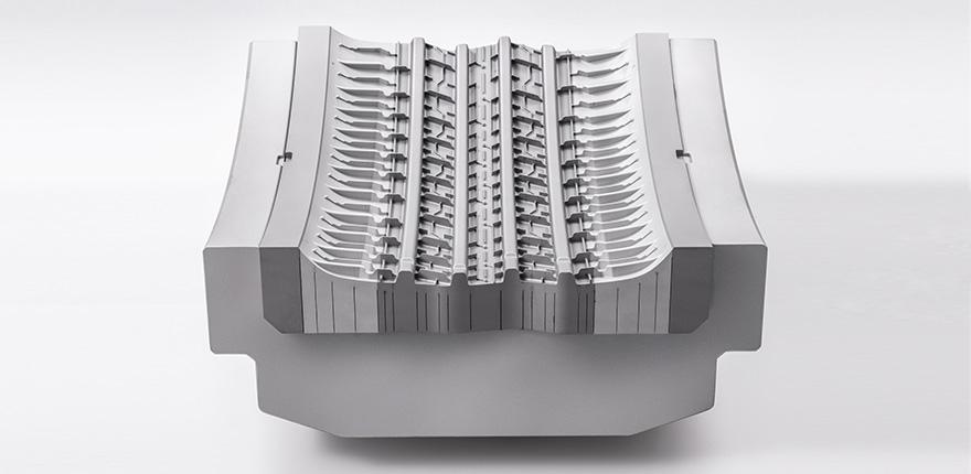 Hankook Precision Works – Tire Puzzle Mold 02