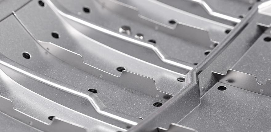 Hankook Precision Works – Tire Polishing Mold 04