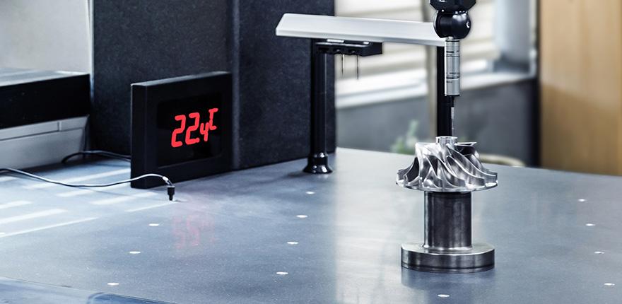 Hankook Precision Works – 3D Precision Measurement 01