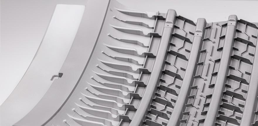 한국프리시전웍스 (구)MK테크놀로지, Hankook Precision Works – 타이어 퍼즐 몰드 03