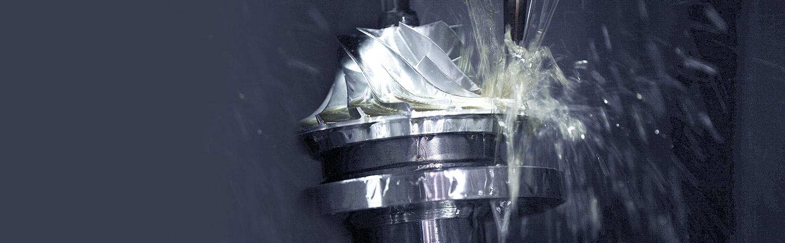 한국프리시전웍스 (구)MK테크놀로지, Hankook Precision Works – 5축 고속 가공기를 통한 정밀 형상 가공