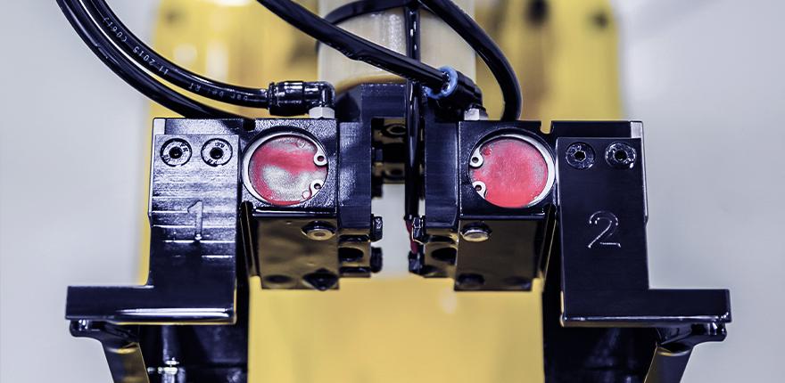 한국프리시전웍스 (구)MK테크놀로지, Hankook Precision Works – 자동 공구 연마 장비 04
