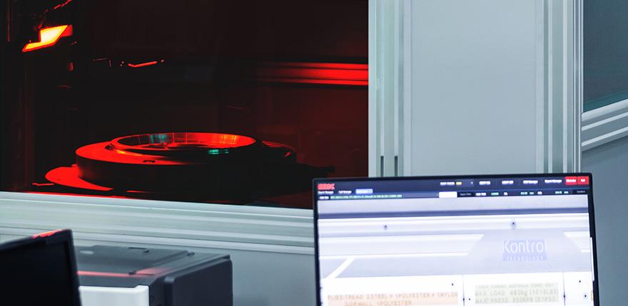 한국프리시전웍스 (구)MK테크놀로지, Hankook Precision Works – 사이드 몰드 레터 및 이미지 스케닝 01