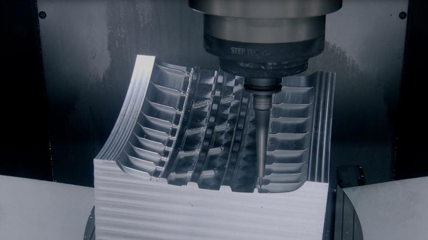 한국프리시전웍스 (구)MK테크놀로지, Hankook Precision Works – MCT 가공 장비 동영상 01