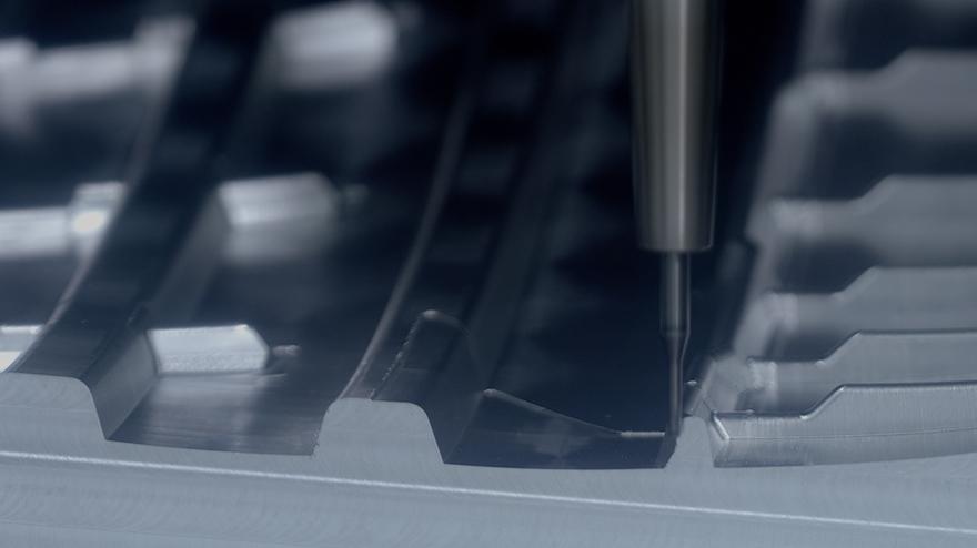 한국프리시전웍스 (구)MK테크놀로지, Hankook Precision Works – MCT 가공 장비 동영상 02