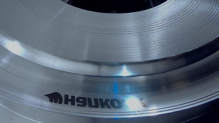 한국프리시전웍스 (구)MK테크놀로지, Hankook Precision Works – 레이저 가공 동영상