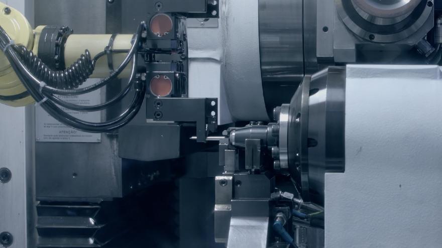 한국프리시전웍스 (구)MK테크놀로지, Hankook Precision Works – 공구 자동 연삭기 동영상